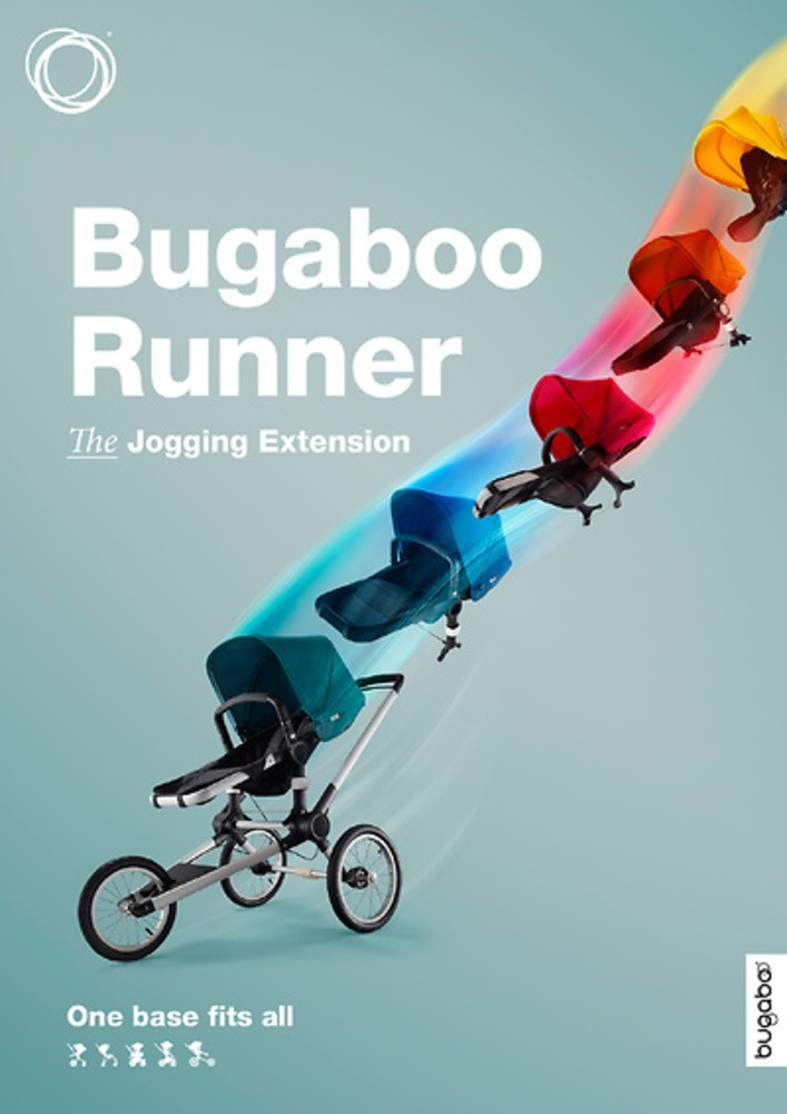 chasis bugaboo runner